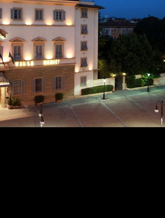 GRAND HOTEL VILLA MEDICI - ITALY
