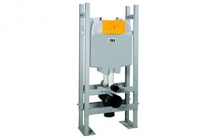 OLI74 Plus Free-standing Double Sanitarblock