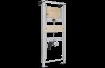 OLI offre una vasta gamma di strutture per soddisfare esigenze diverse, strutture per orinatoi a parete facili e veloci da installare.