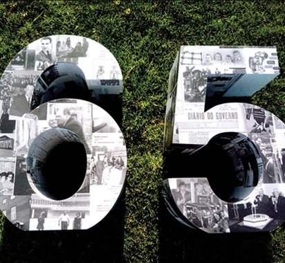 65 ANOS DE HISTÓRIA