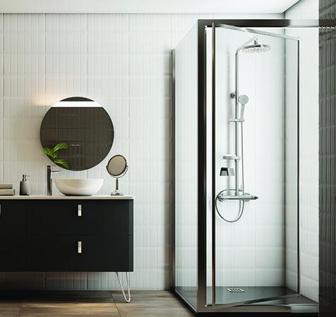 Sistemas de ducha integrados en suelo