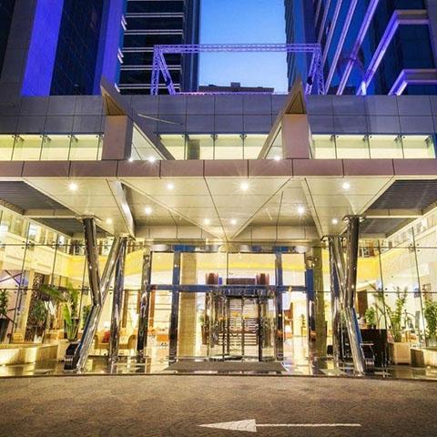 Grand Hotel Ghaya
