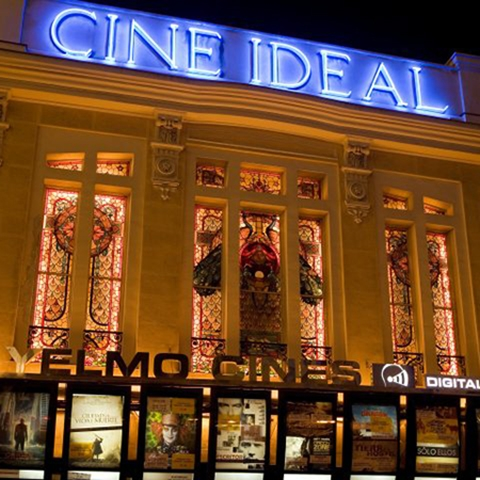 CINES IDEAL - CADENA YELMO CINES - MADRID