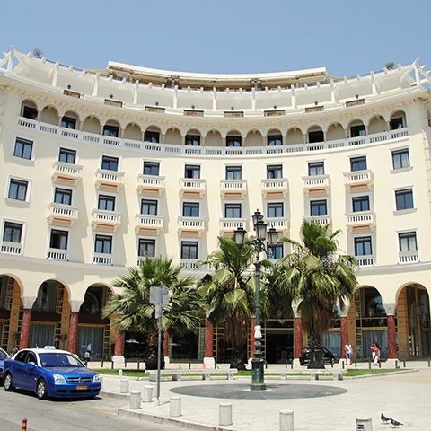 ELECTRA PALACE HOTEL - ATENAS