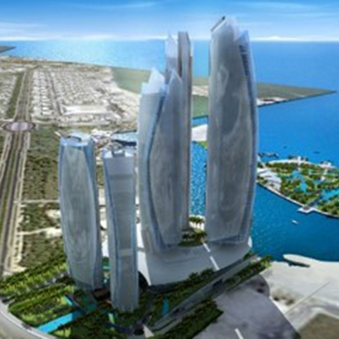 ETIHAD TOWERS - ABU DHABI