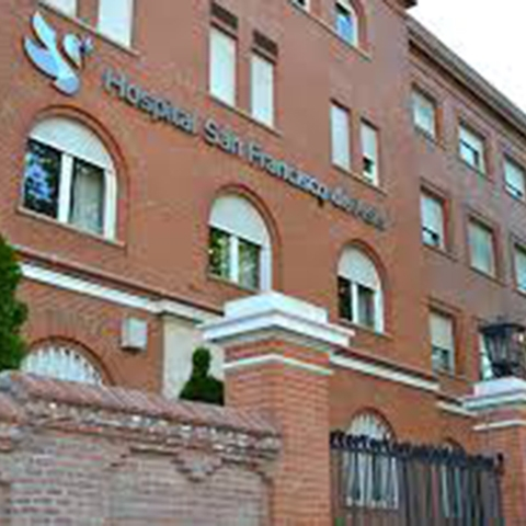 SAINT FRANCIS OF ASISSI HOSPITAL  - MADRID