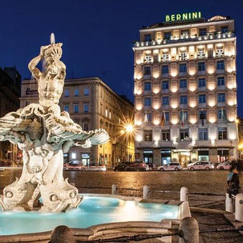 HOTEL BERNINI BRISTOL - ITALY
