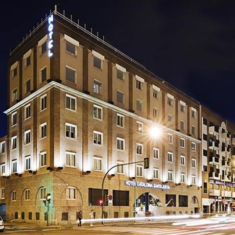 HOTEL CATALONIA GIRALDA - SEVILLA
