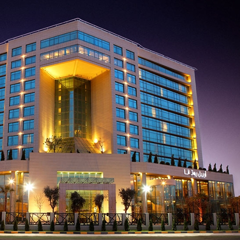 HOTEL ERBIL ROTANA - IRAQ