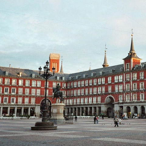 HOTEL PESTANA PLAZA MAYOR - MADRID
