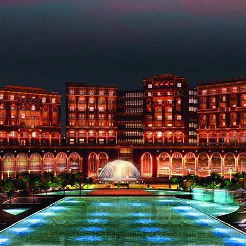 HOTEL RITZ CARLTON - DUBAI