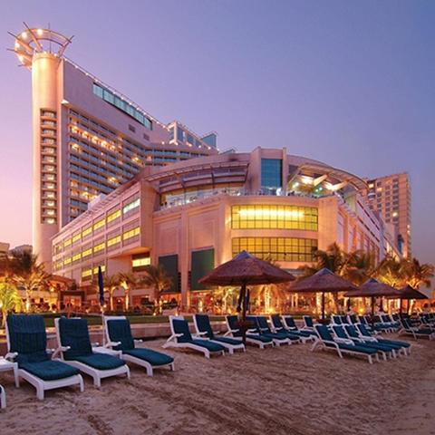 HOTEL ROTANA BEACH - ABU DABI