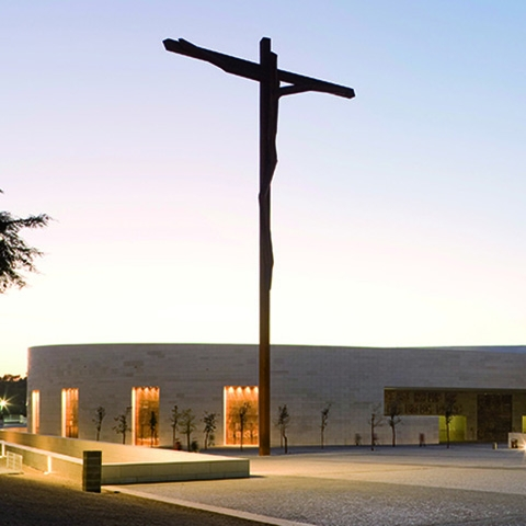 HOLY TRINITY CHURCH - FÁTIMA