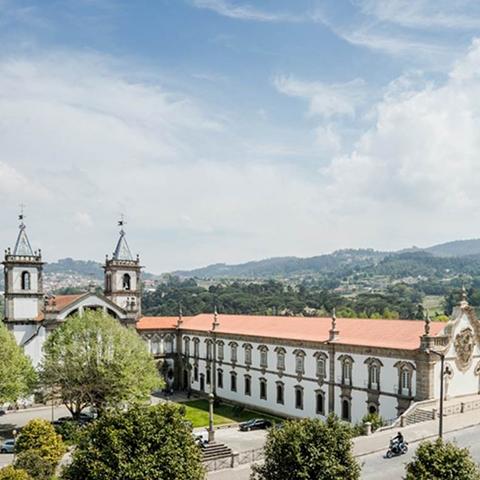 ABADE PEDROSA MUSEUM - SANTO TIRSO