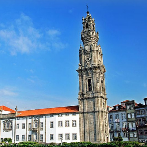CLÉRIGOS TOWER - PORTO