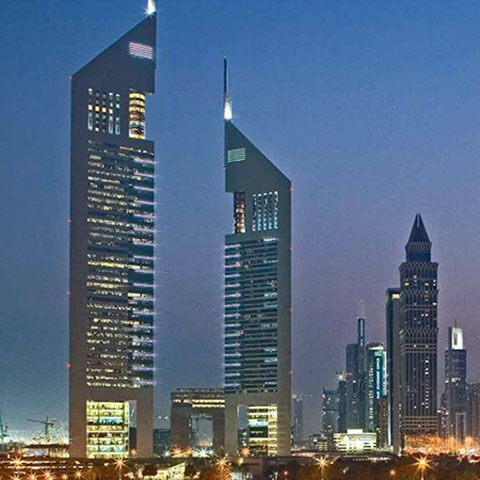 WORLD TRADE CENTER - DUBAI