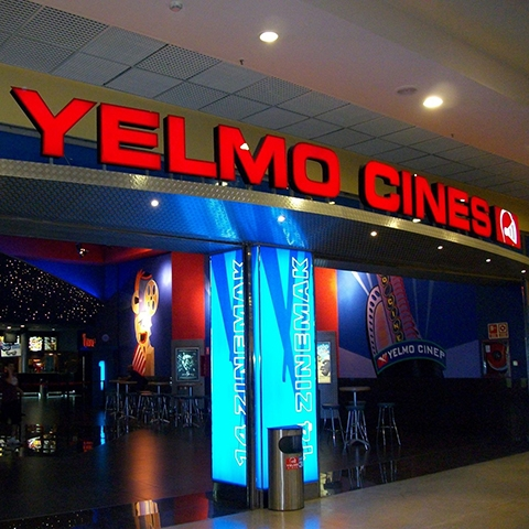 YELMO CINES- MADRID