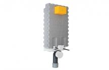 """- OLI120 Plus Block é compatível com todas as sanitas suspensas e para encastra em paredes de alvenaria.   - Faz parte da nossa gama """"Plus"""", portanto vem equipado com a Azor Plus, torneira de boia que permite poupas até 9 litros de água por dia."""