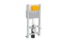 Expert Plus Sanitarblock 820 é compatível com todas as sanitas suspensas, indicado para aplicações baixas e para encastra em paredes ligeiras.