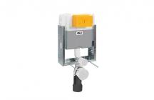 Expert Plus Simflex 820 é compatível com todas as sanitas suspensas, indicado para aplicações baixas e para encastra em paredes de alvenaria.