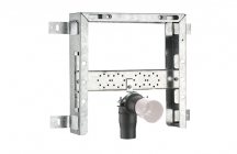 OLI offers a wide range of frames to suite different needs, such as frames for wall-hung lavatories/washbasins.
