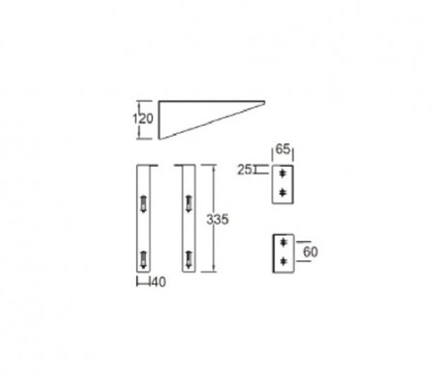 Desenho-Cotado-SUPORTE-FIXO-Para-lavatório-parede