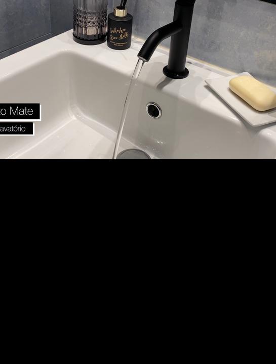 Como trocar uma Misturadora de Lavatório OLI